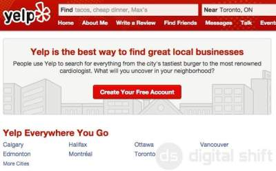 Add Business to Yelp