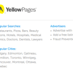 How To Add A Free Listing to Yellowpages.ca