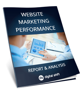 Website Marketing Performance Report & Analysis