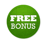 Free Bonus - Circle Badge Green