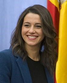 Web de Inés Arrimadas