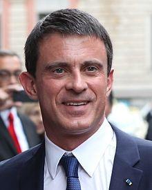 Web de Manuel Valls
