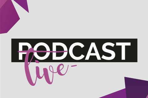 Podcast livecast Digitalsnack