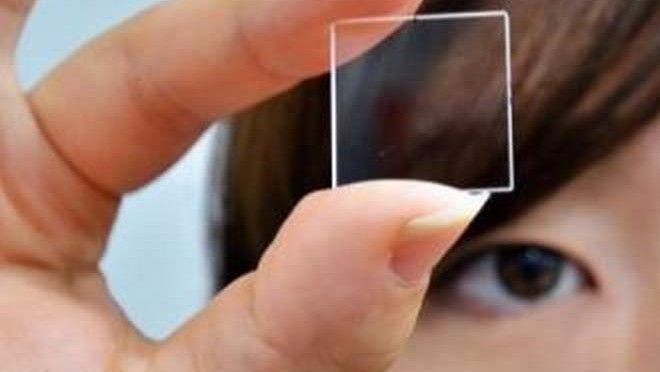 Glass - The future of storage devices