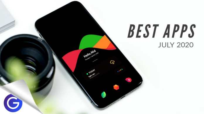 Top 10 Apps For android in July 2020