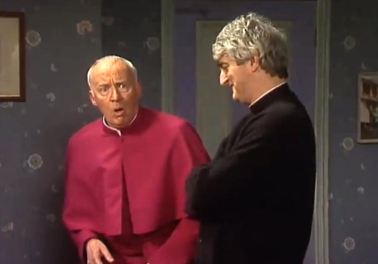 Image result for father ted nun