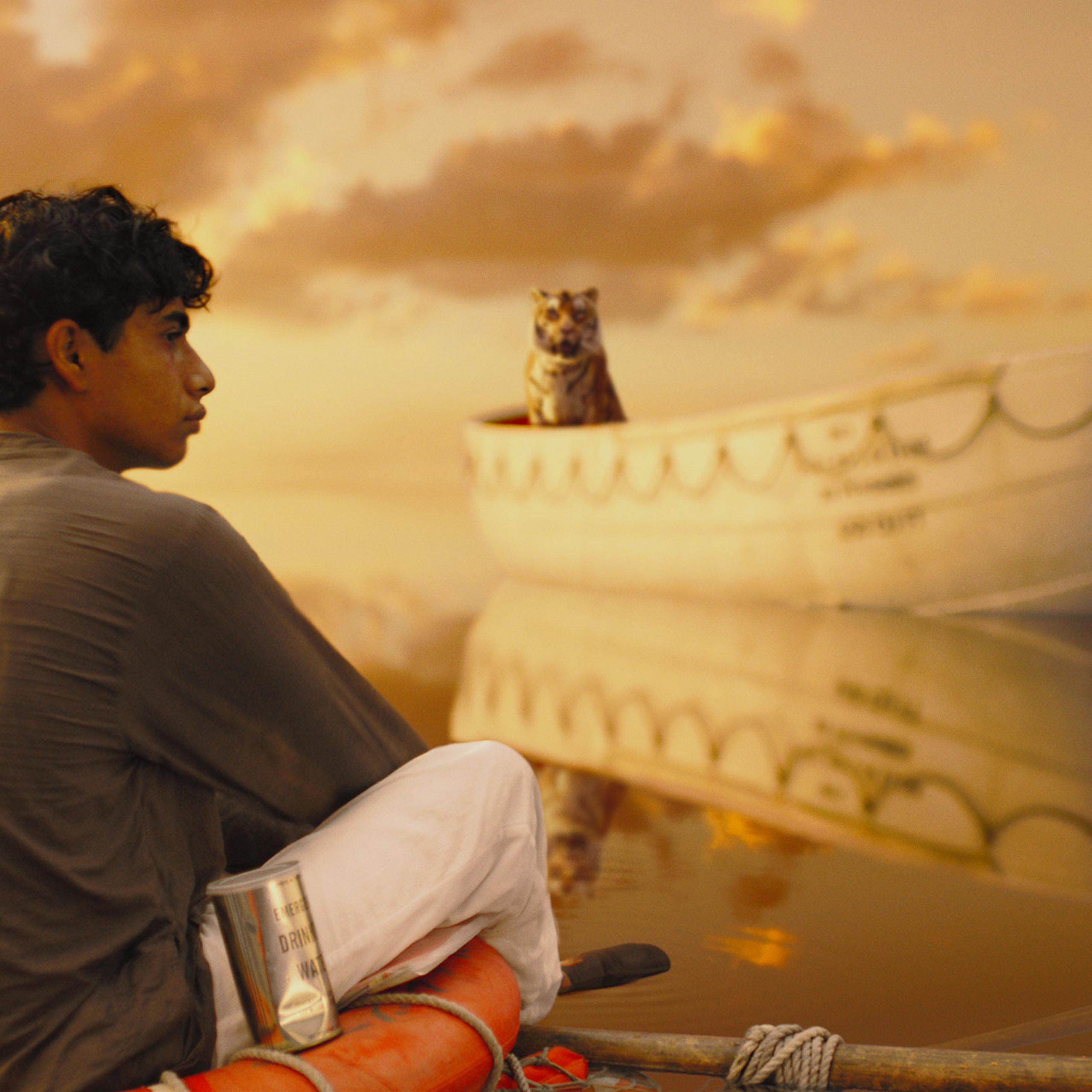 Movies Life Of Pi Fact File