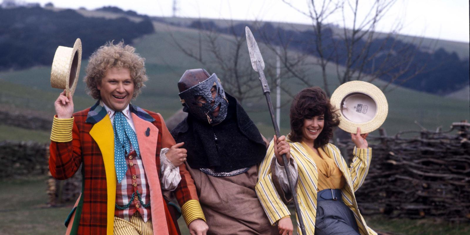 Colin Baker On Doctor Who 50th Absence We Are Surplus Baggage