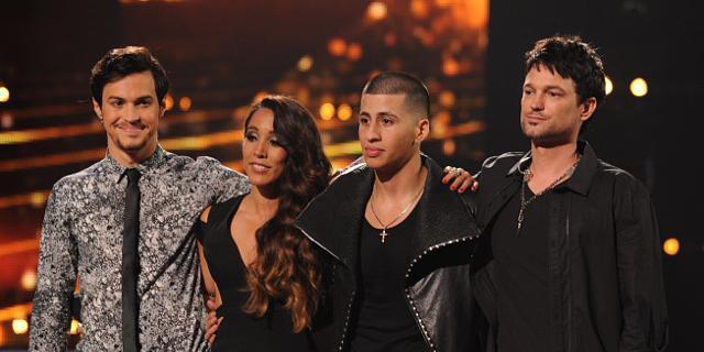 Alex And Sierra Win X Factor
