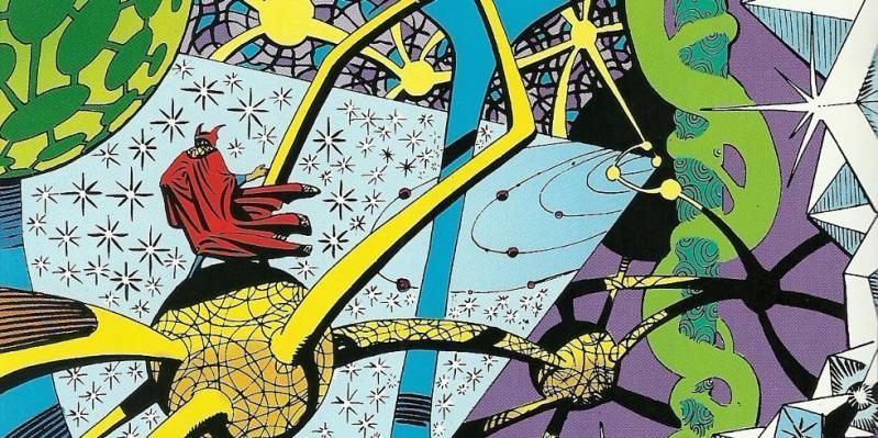 Resultado de imagem para doctor strange psychedelic