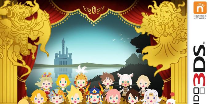 Theatrhythm Final Fantasy Curtain Call Adds Ffviii Chrono Trigger Tracks