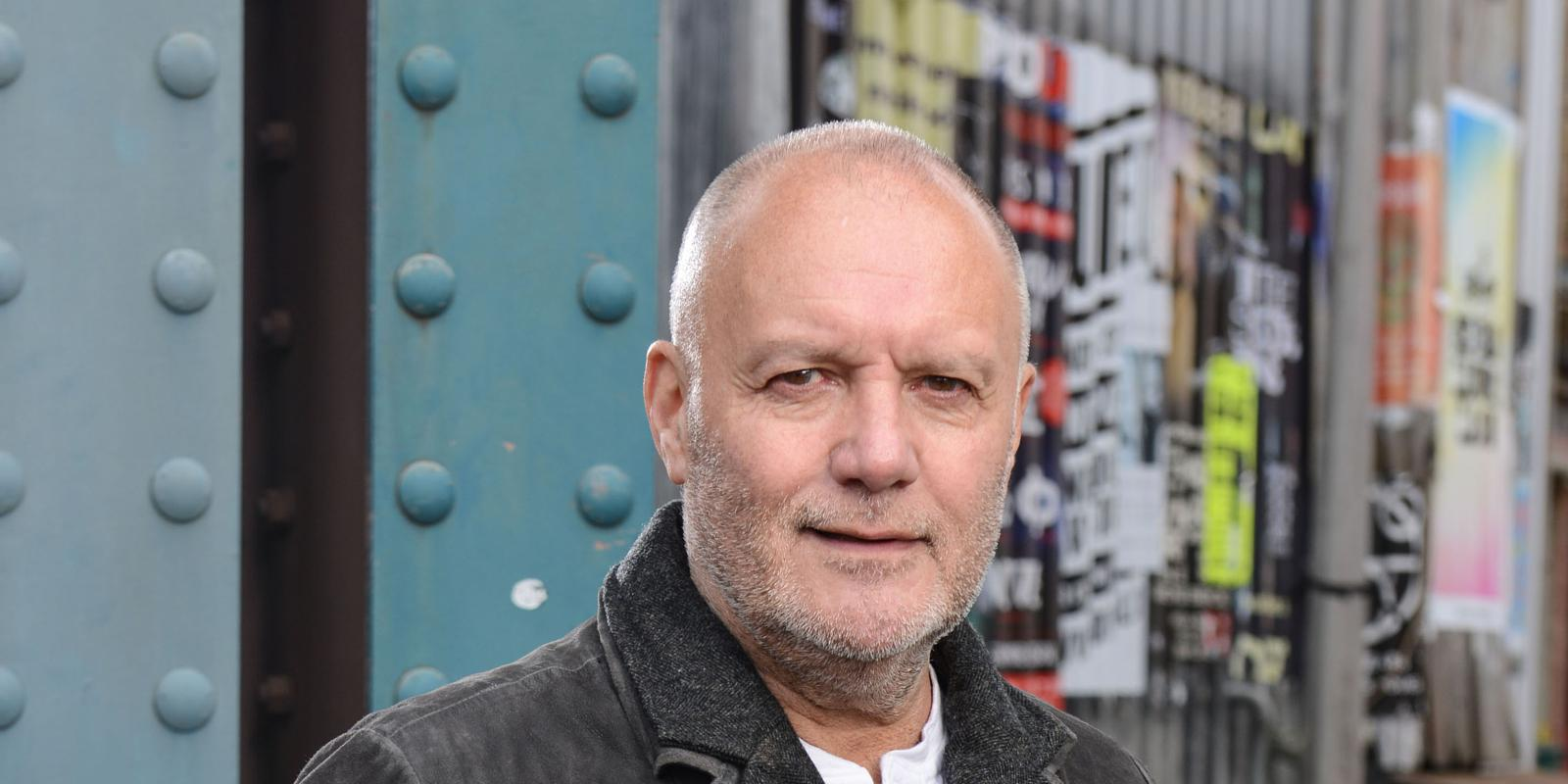 EastEnders Karl Howman Doesnt Think Shirley And Buster