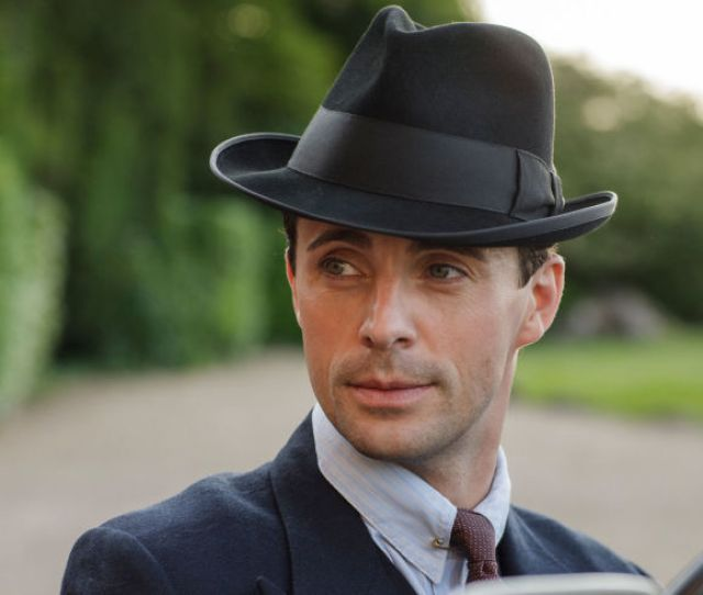Matthew Goode In Downton Abbey Christmas