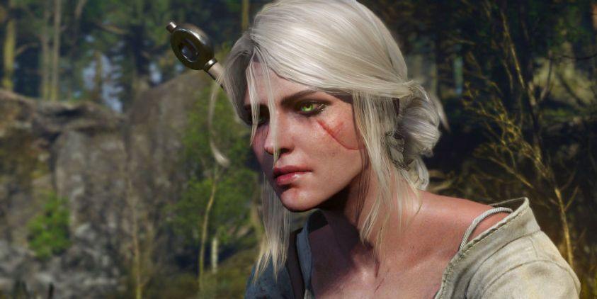 Image result for Ciri the witcher
