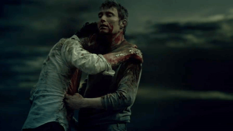 Image result for will and hannibal