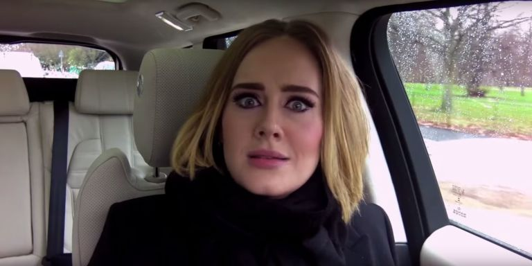 Image result for adele's funny