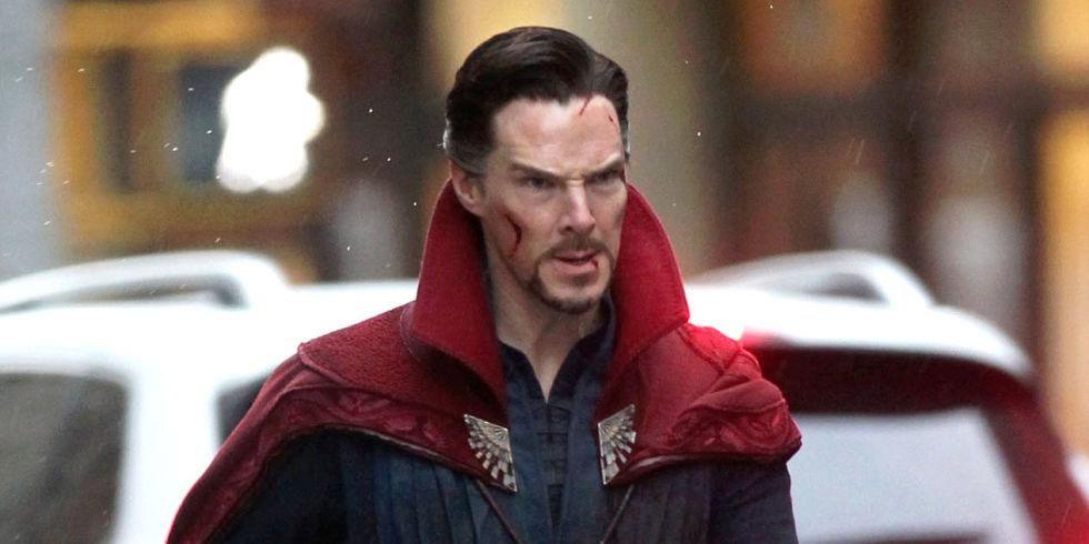 Image result for benedict cumberbatch doctor strange
