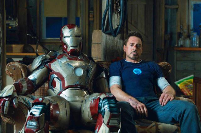 Iron Man 3 Robert Downey Jr