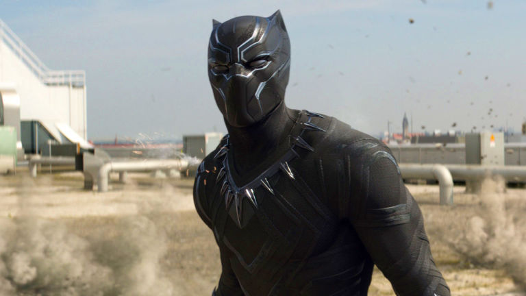Image result for Black Panther