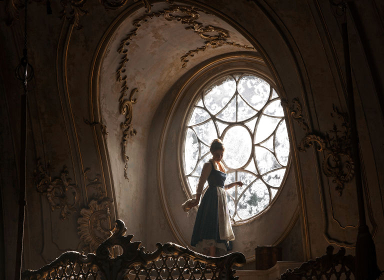 Emma Watson as Belle, Beauty and the Beast