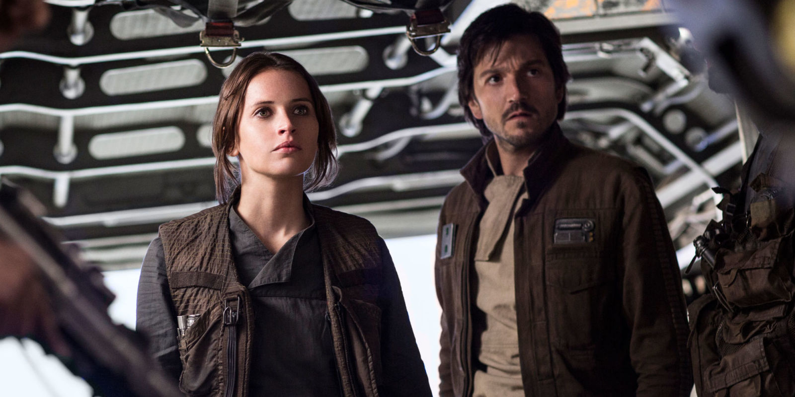 Image result for jyn and cassian