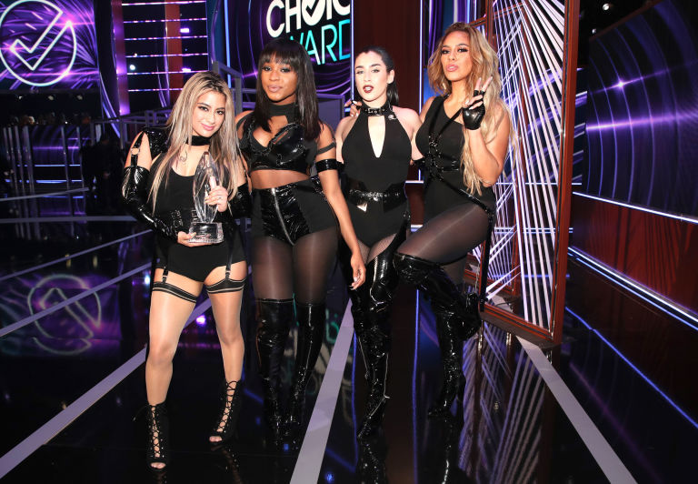 Image result for fifth harmony live 2017