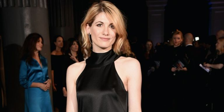 Image result for JODIE WHITTAKER GIFS