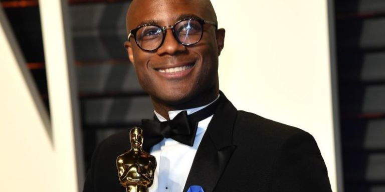 Image result for barry jenkins oscars 2017
