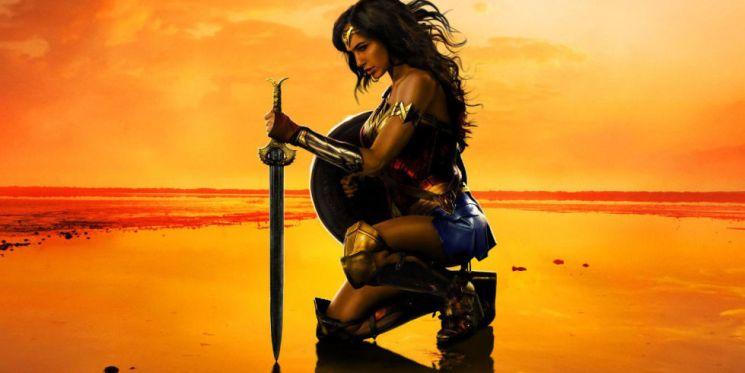 Wonder Woman Premiere