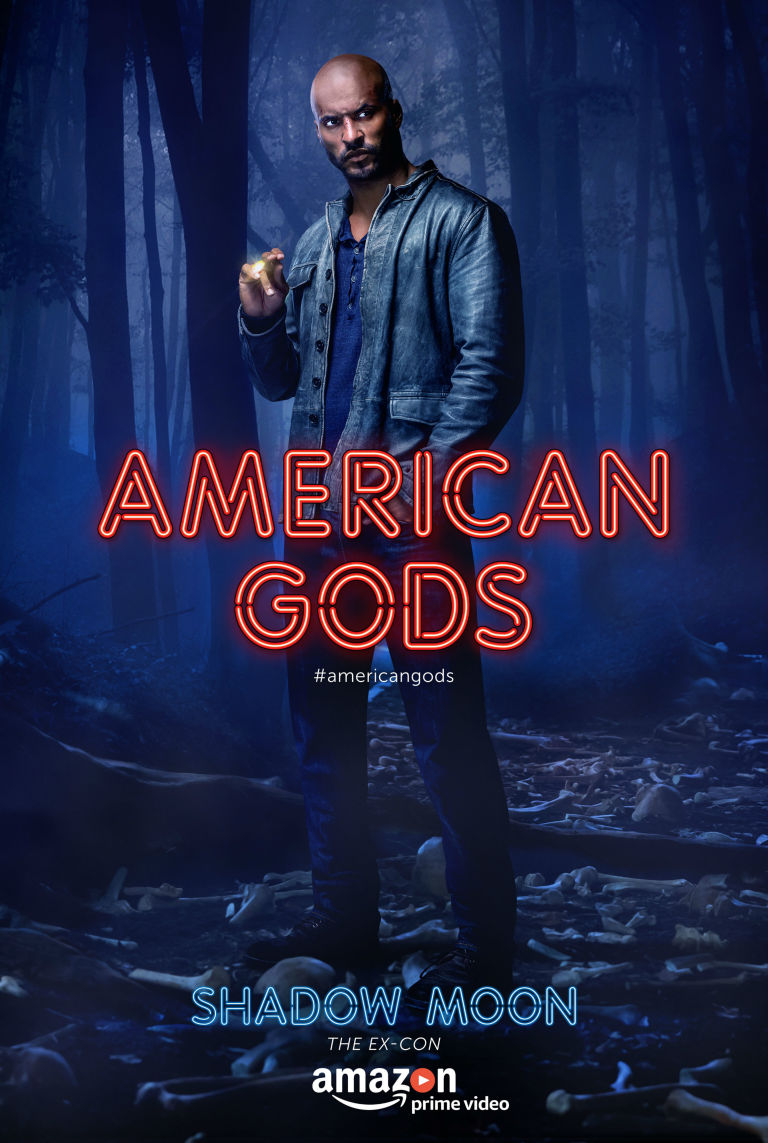 Image result for american gods tv show