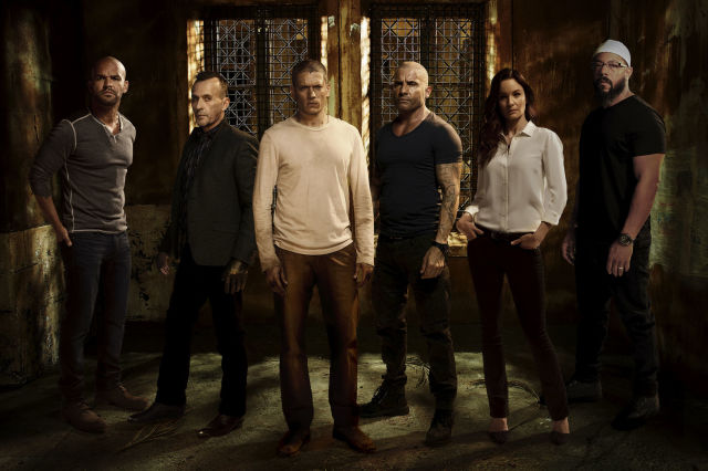'Prison Break' revival cast