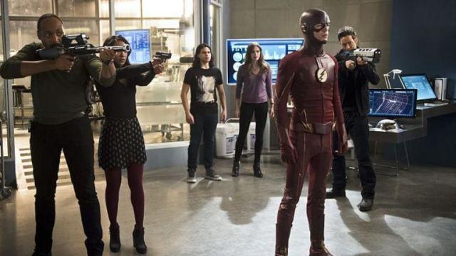 'The Flash'