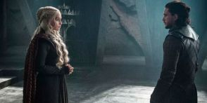 Image result for daenerys and jon