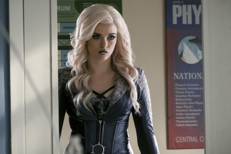 Killer Frost in 'The Flash'