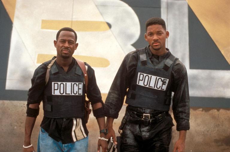 Bad Boys movie, Will Smith, Martin Lawrence