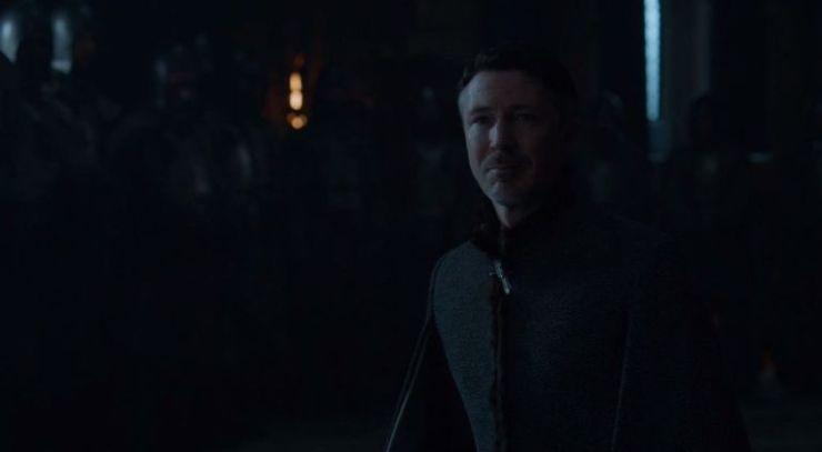 Littlefinger em Game of Thrones