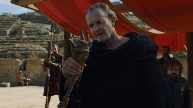 Qyburn em Game of Thrones