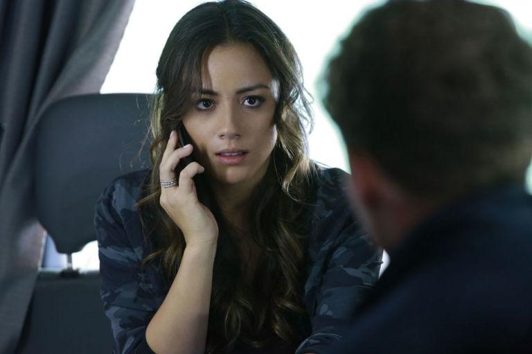 Chloe Bennet, Daisy Johnson, Marvel's Agents of Shield