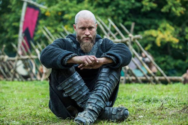 Travis Fimmel, Ragnar, Vikings