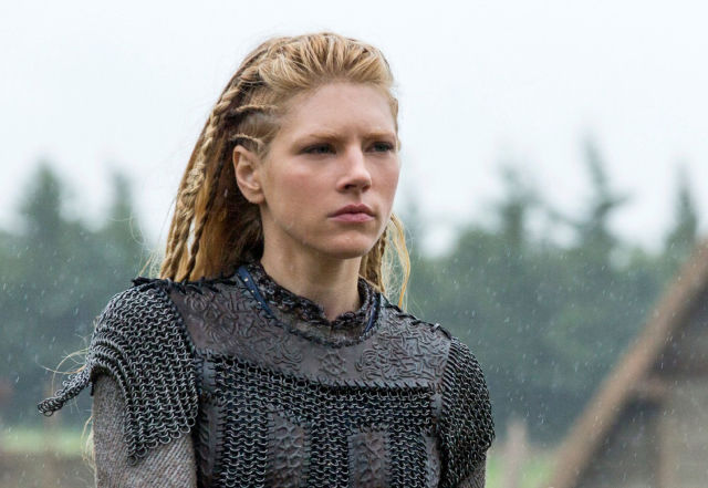 Katheryn Winnick, Lagertha, Vikings