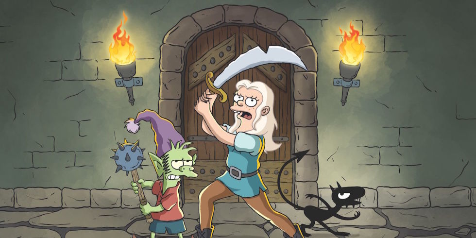 Image result for disenchantment netflix