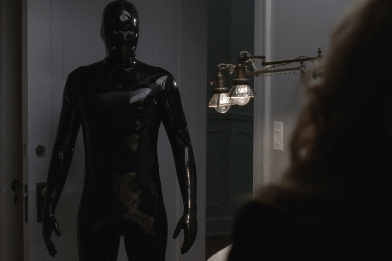 Image result for american horror story Rubber Man