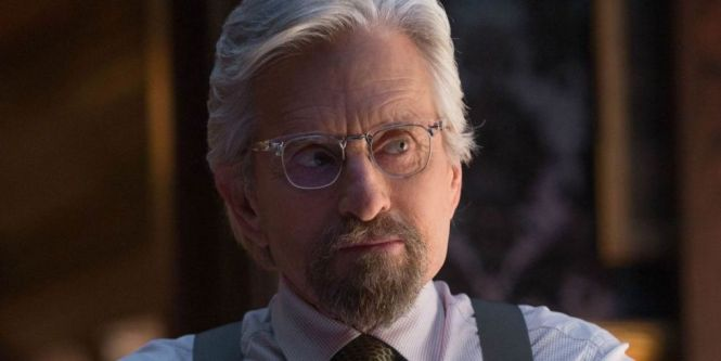 Michael Douglas In Ant Man And The Wasp