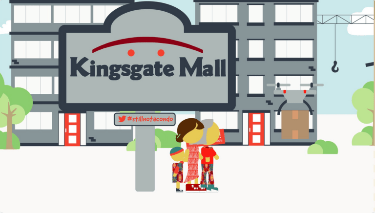 The Kingsgate Mall