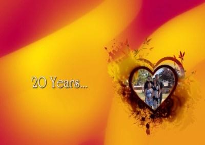 Anniversary Slideshow