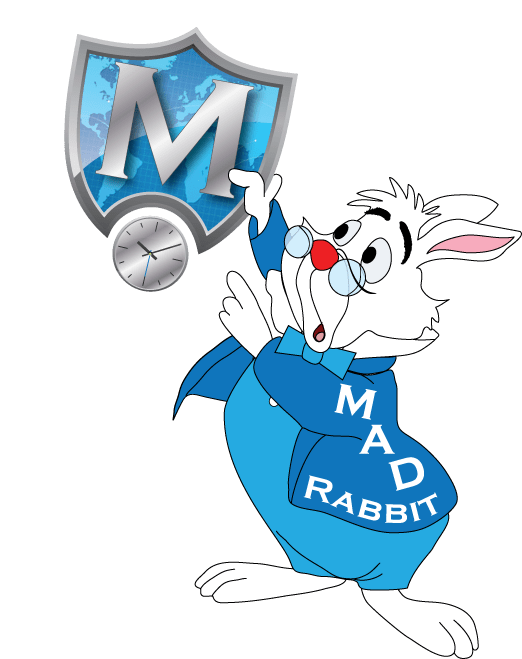 MAD Rabbit Software Logo