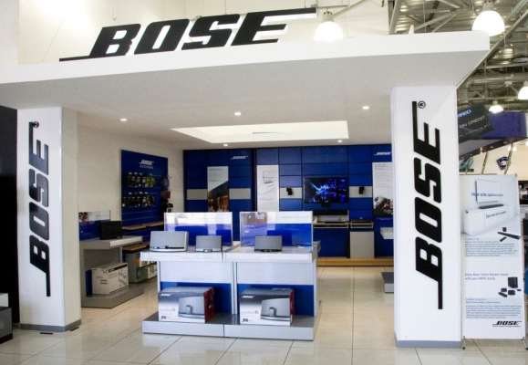 DionWired Bose Store