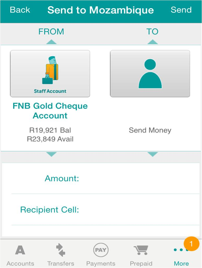 FNB launches Zimbabwe and Mozambique Money Transfers on its Banking