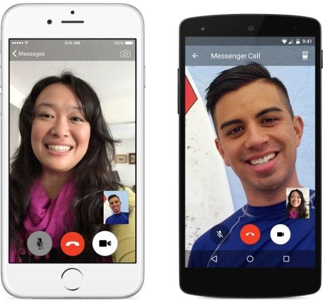 Facebook Messenger Launches Video Calling Feature - Digital