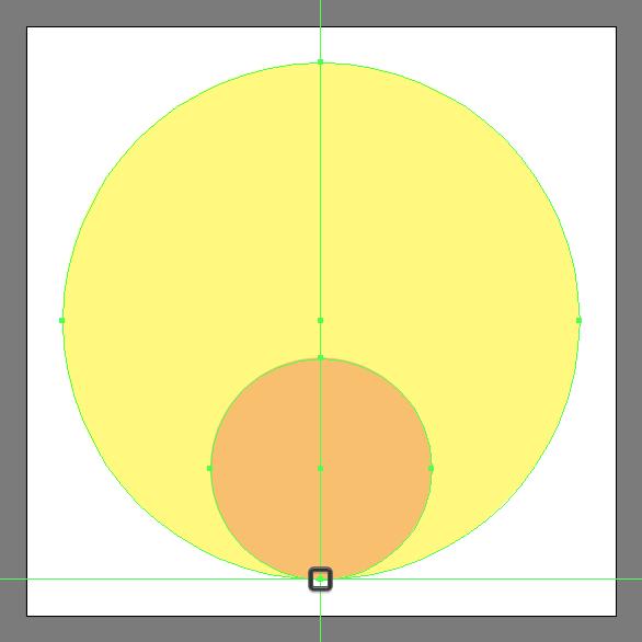 Tutorial Membuat Ikon Flat Design Energi Alam di Adobe Illustrator 03